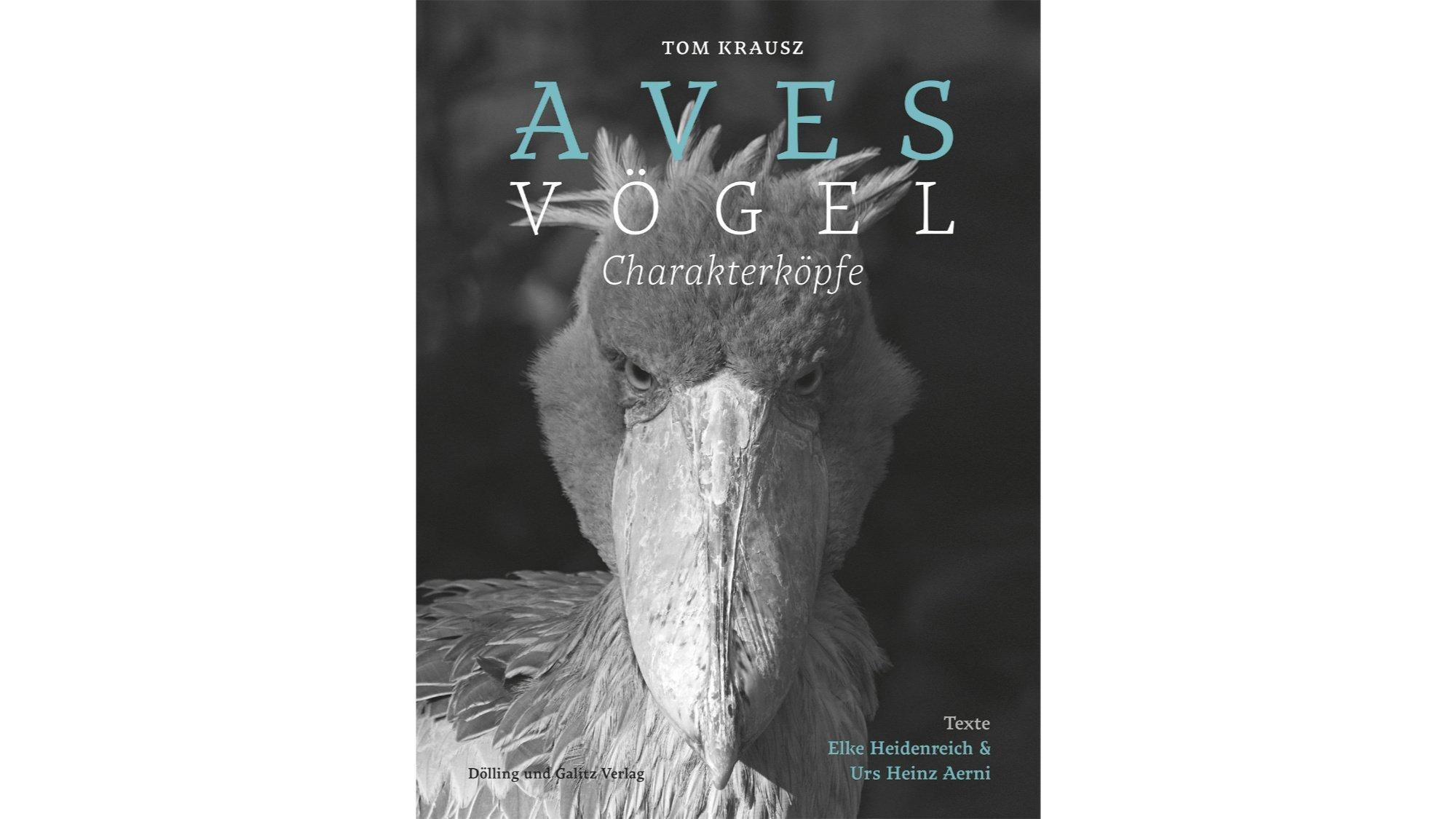 "Buchcover des Bildbandes ""Aves"""