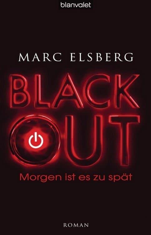 Coverbild von Blackout von Marc Elsberg