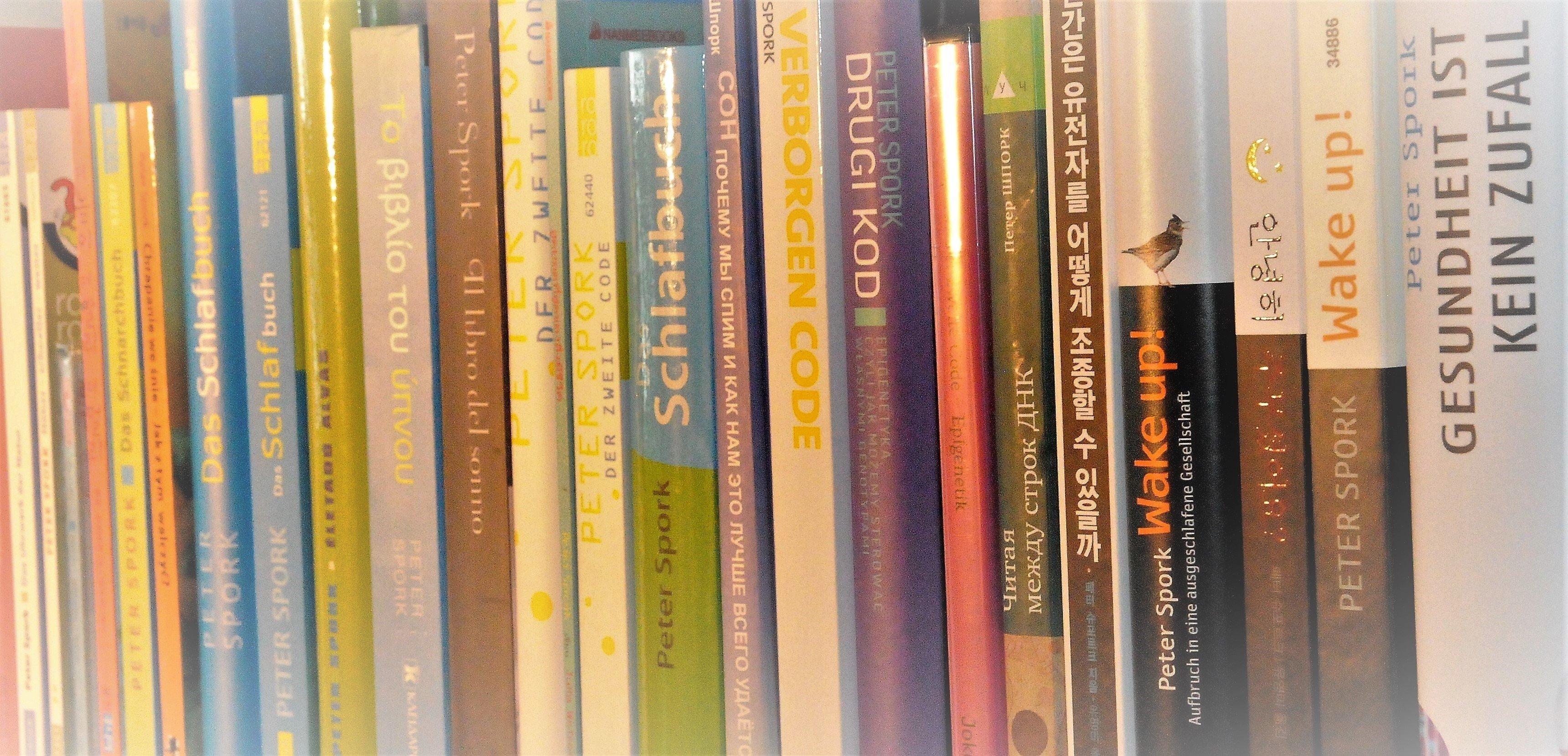 Alle Bücher das Autors Peter Spork auf einen Blick