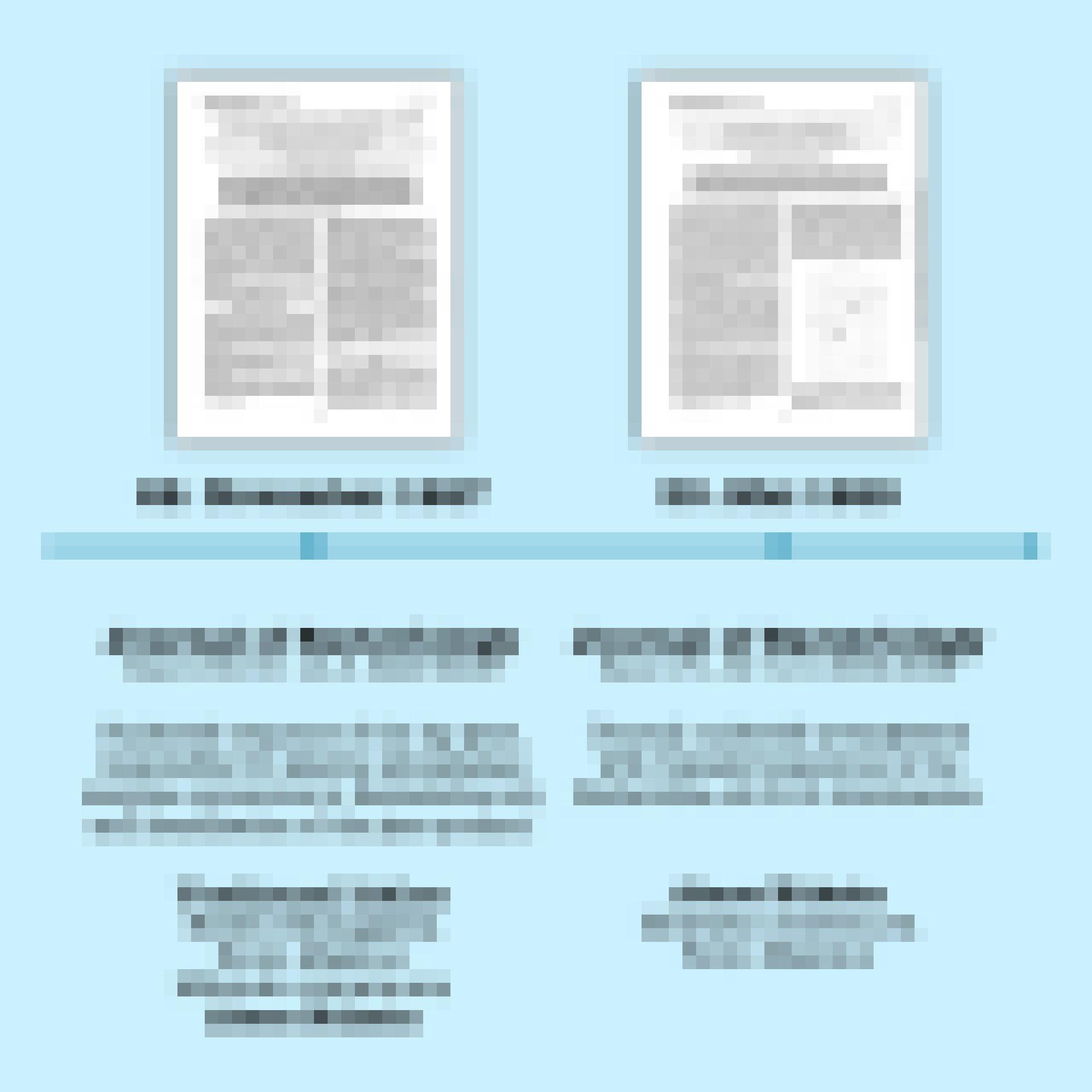 Zwei Artikel über die Beschreibungen der CRISPR-Strukturen.