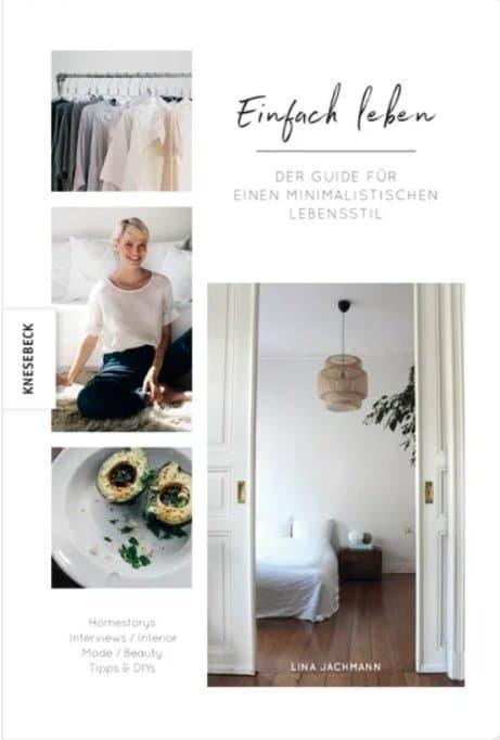 Cover von Einfach leben – Der Guide für einen minimalistischen Lebensstil von Lina Jachmann und Marlen Mueller