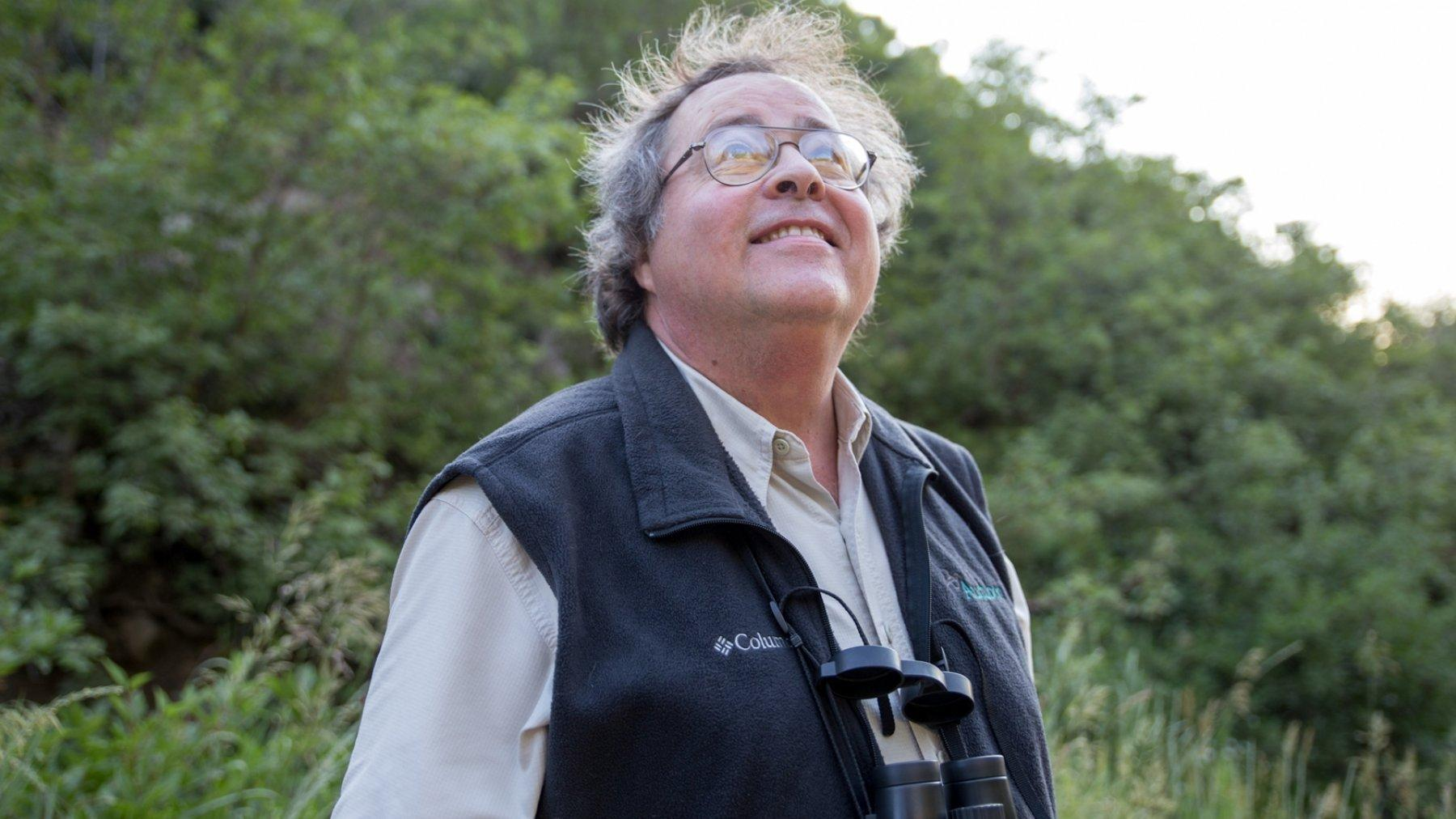 Geoff LeBraon, Director Christmas Bird Count, Audubon Convention, Park City, Utah.