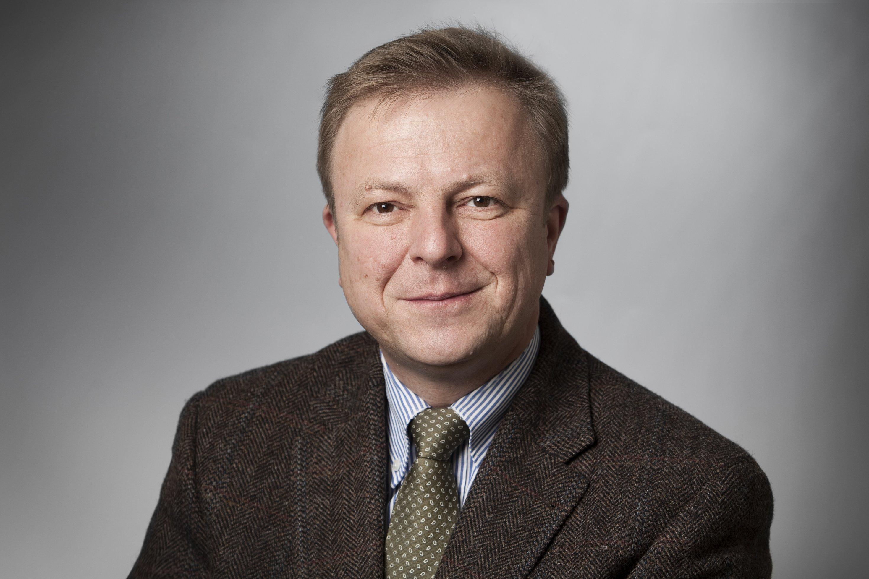 Stephan Hobe Portrait.