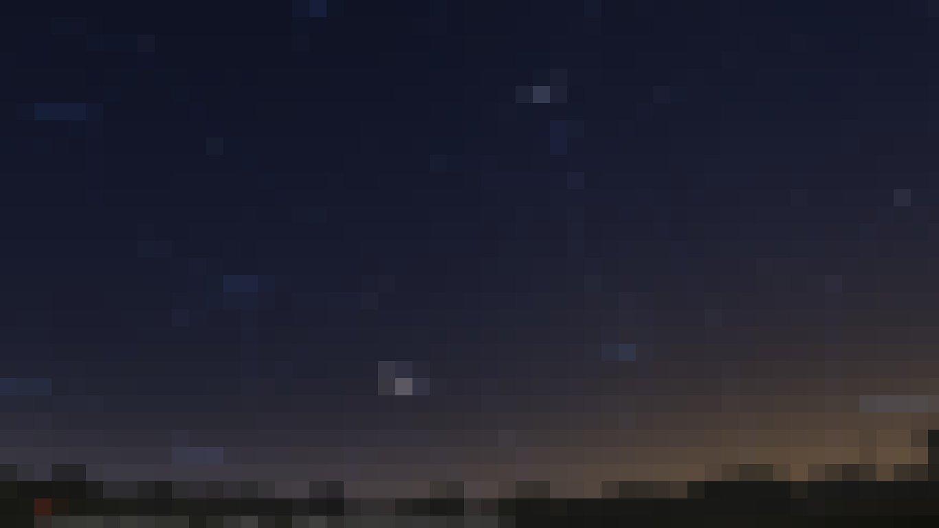Jupiter und Saturn am Abendhimmel am 4.12.2020.