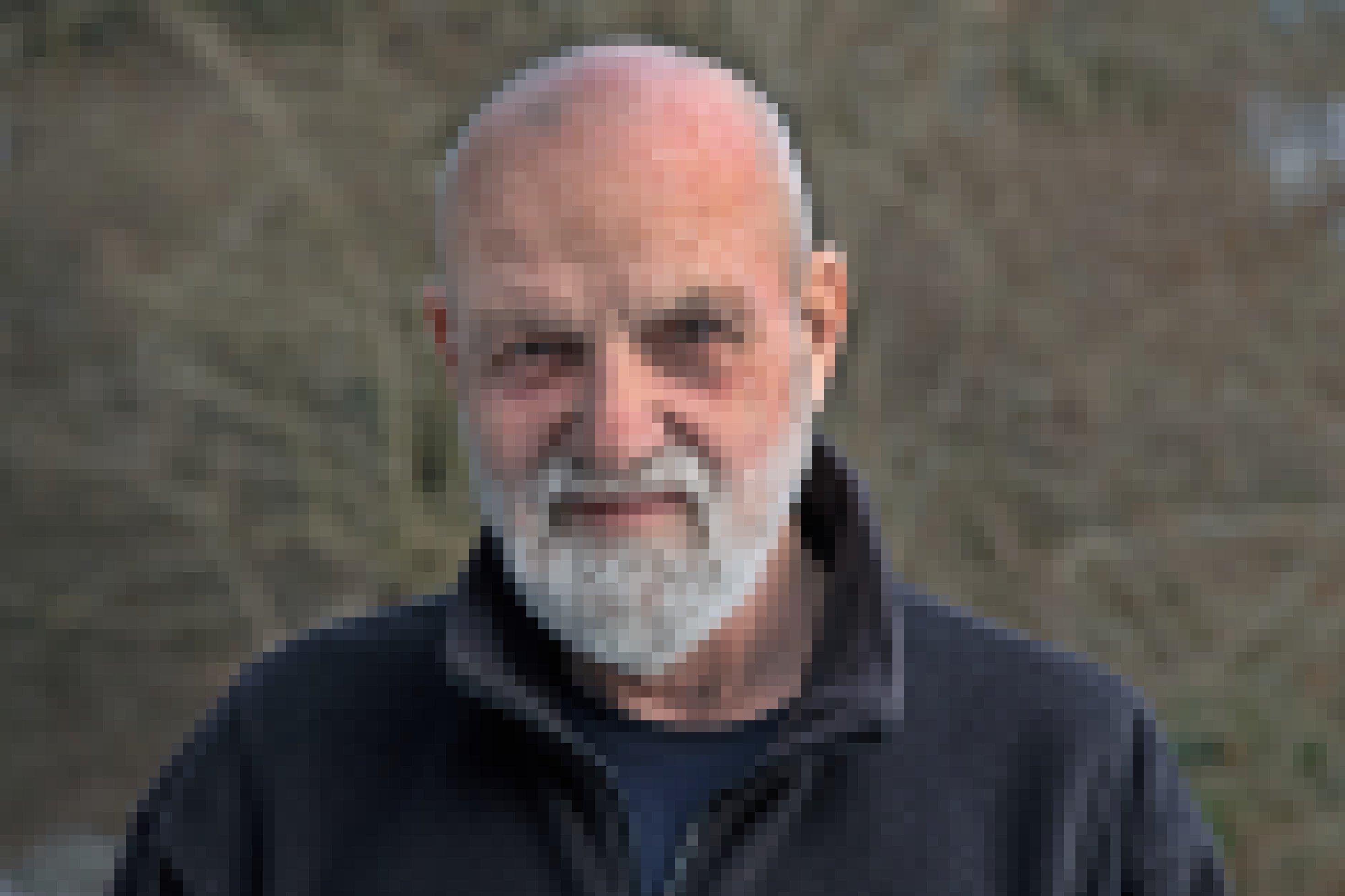 Porträt des Wiltierökologen Klaus Robin.