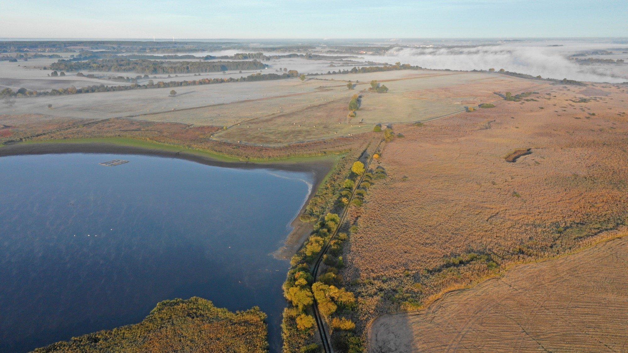 Vogelschutzgebiet Streng im Havelland