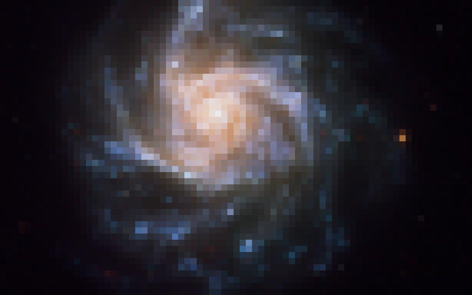 In der Spiralgalaxie NGC 1376winden sich Spiralarme mehrfach um ihr Zentrum. Sie ist scheinbar linksdrehend.