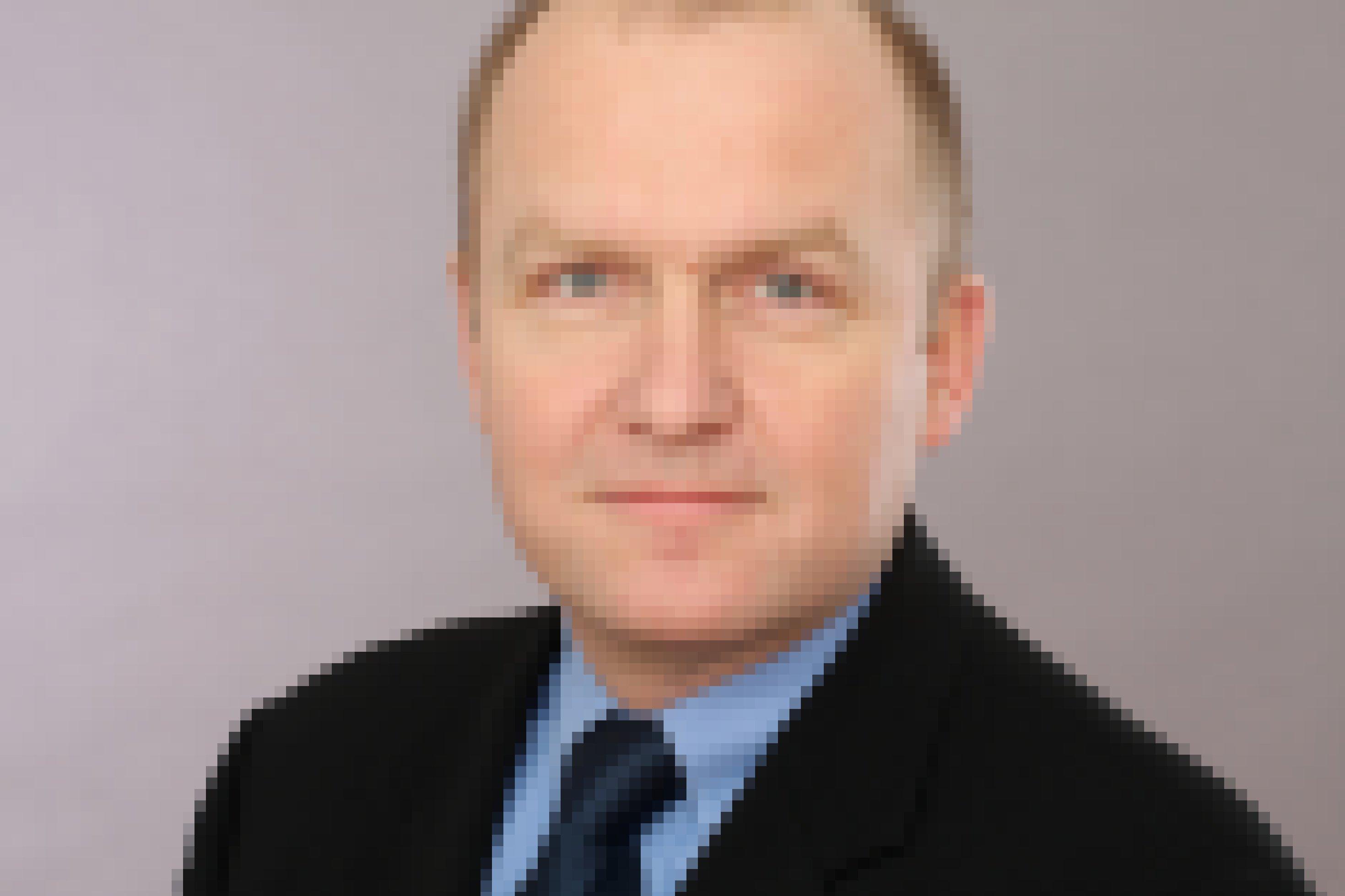 Ein Portrait des Journalisten Andreas Rinke