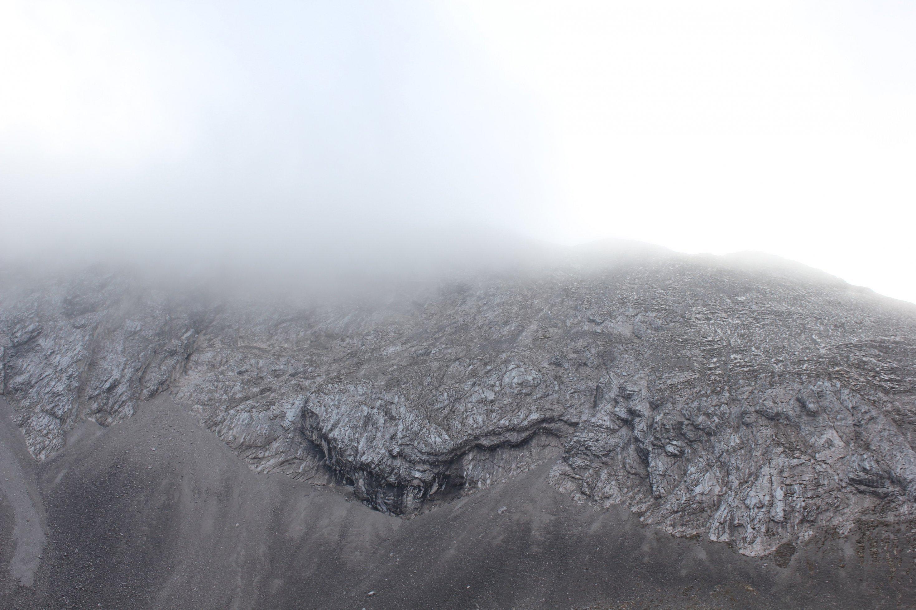 Berglandschaft im Karwendel