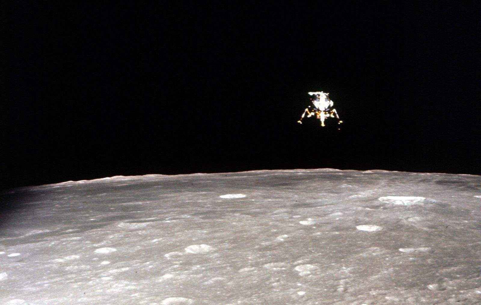 Landefähre von Apollo 12