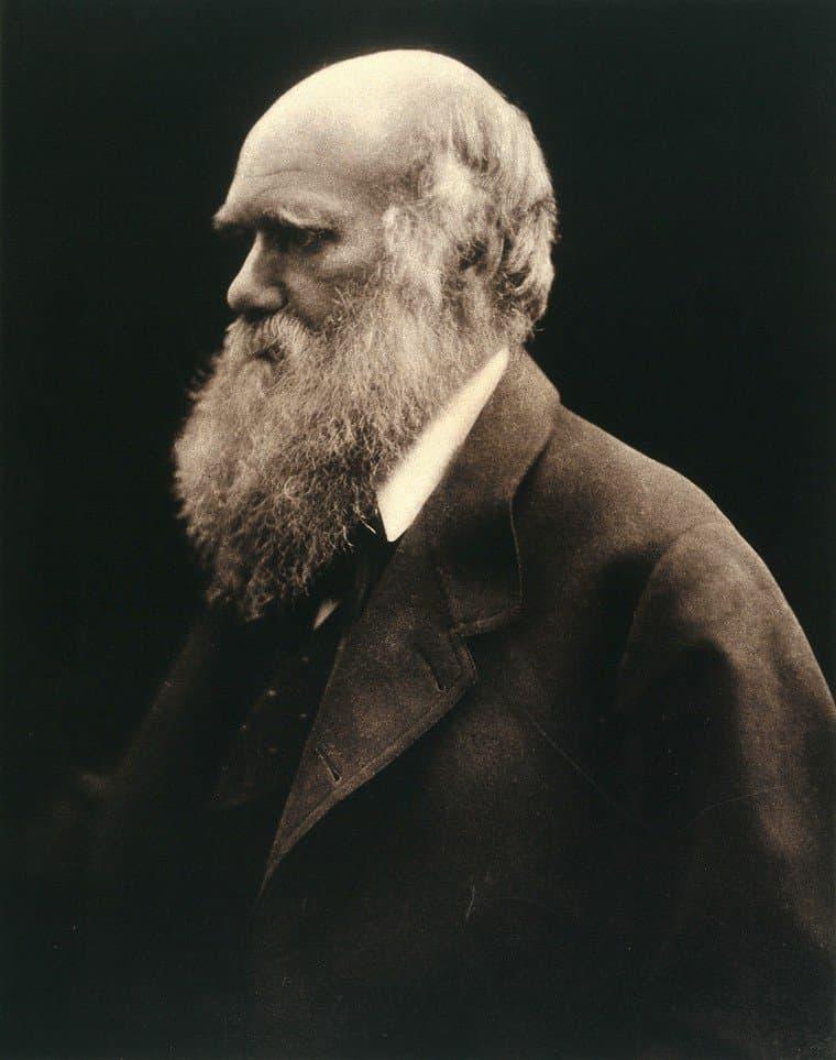 Charles Darwin lebte von 1809bis 1882.