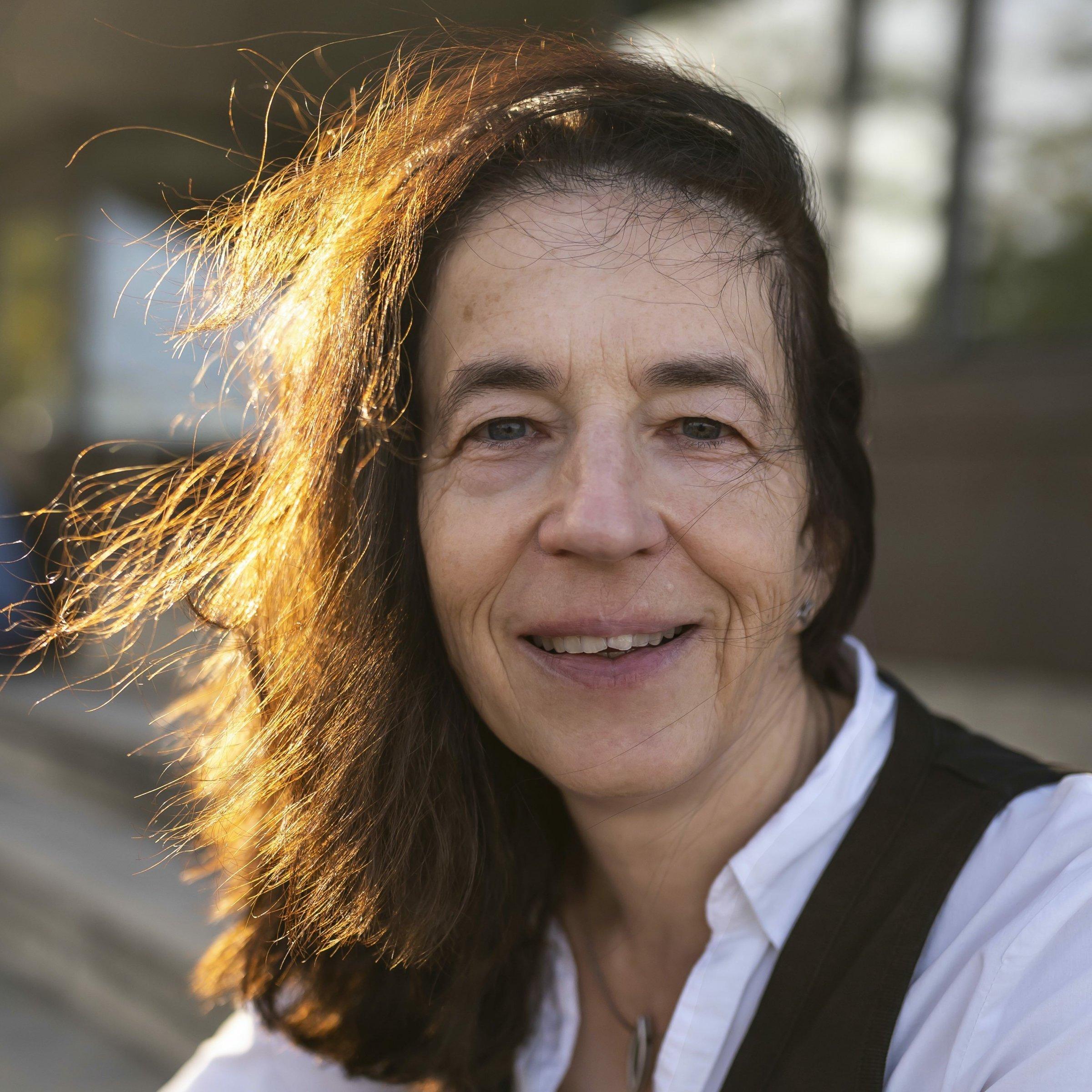 Portraitfoto Claudia Ruby
