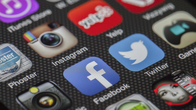 Ein Screenshot eines Handy-Displays auf dem Apps zu sehen sind.