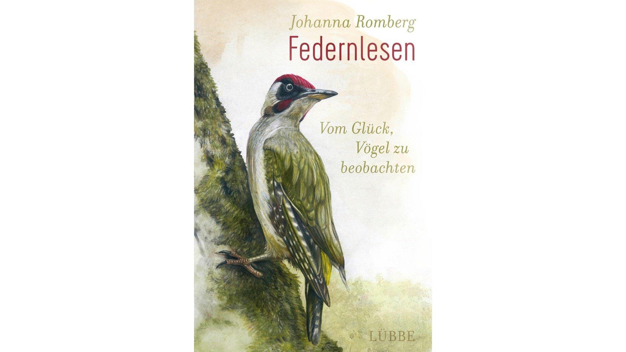 """Cover des Buches """"Federnlesen"""" von Johanna Romberg"""