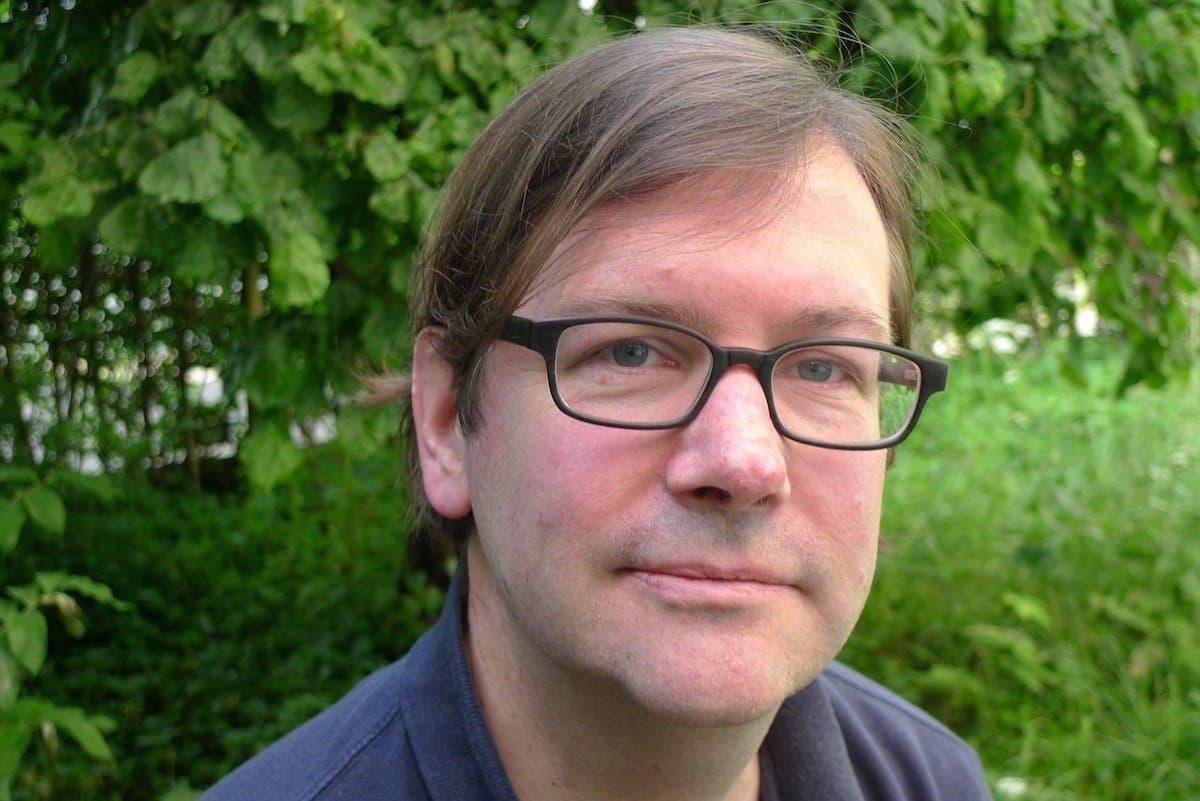 Portrait von Markus Hofmann