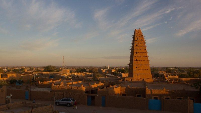 Moschee von Agadez