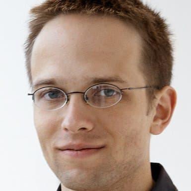 Passfoto des Journalisten Karl Urban