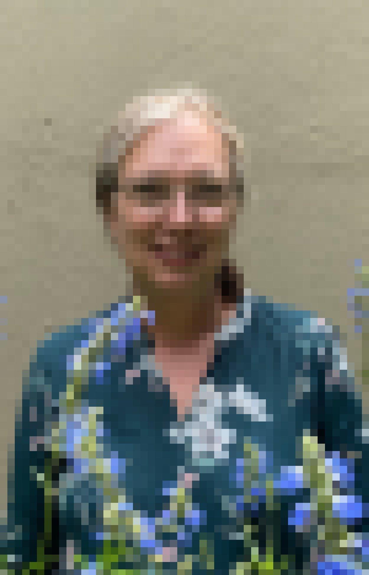 Porträt der  Gründerin der Initiative, Kathy Magrobi