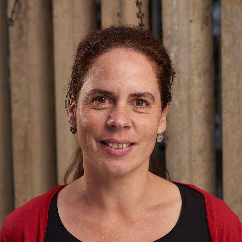 Porträtfoto von Leonie March
