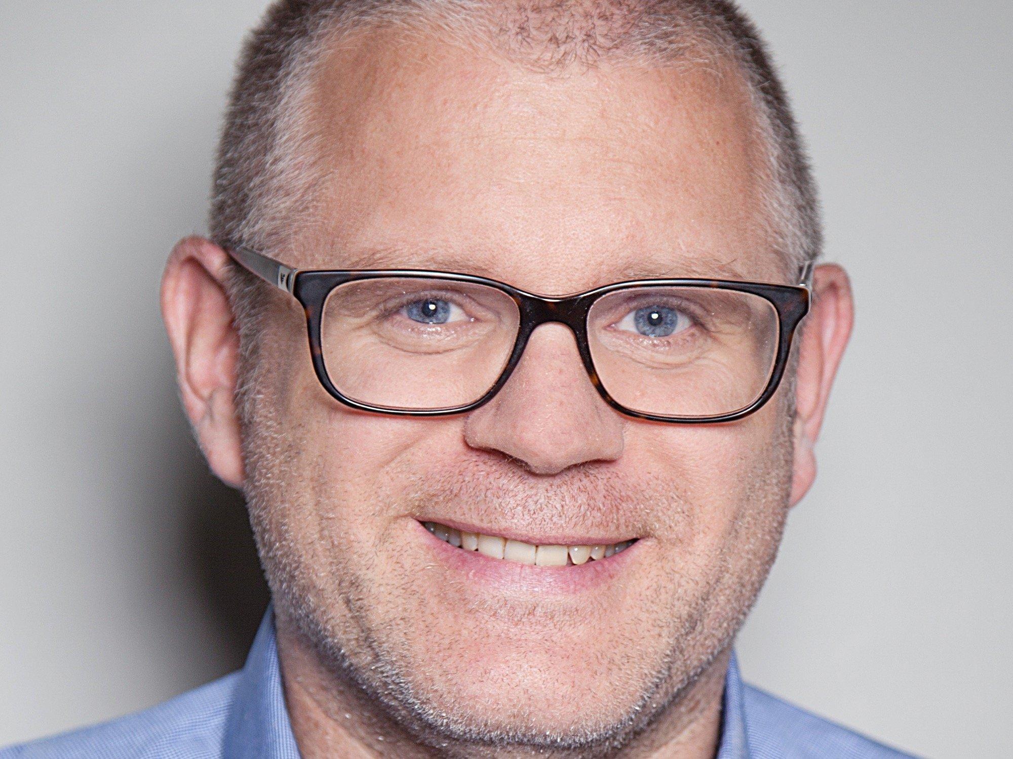 Portrait von Daniel Lingenhöhl