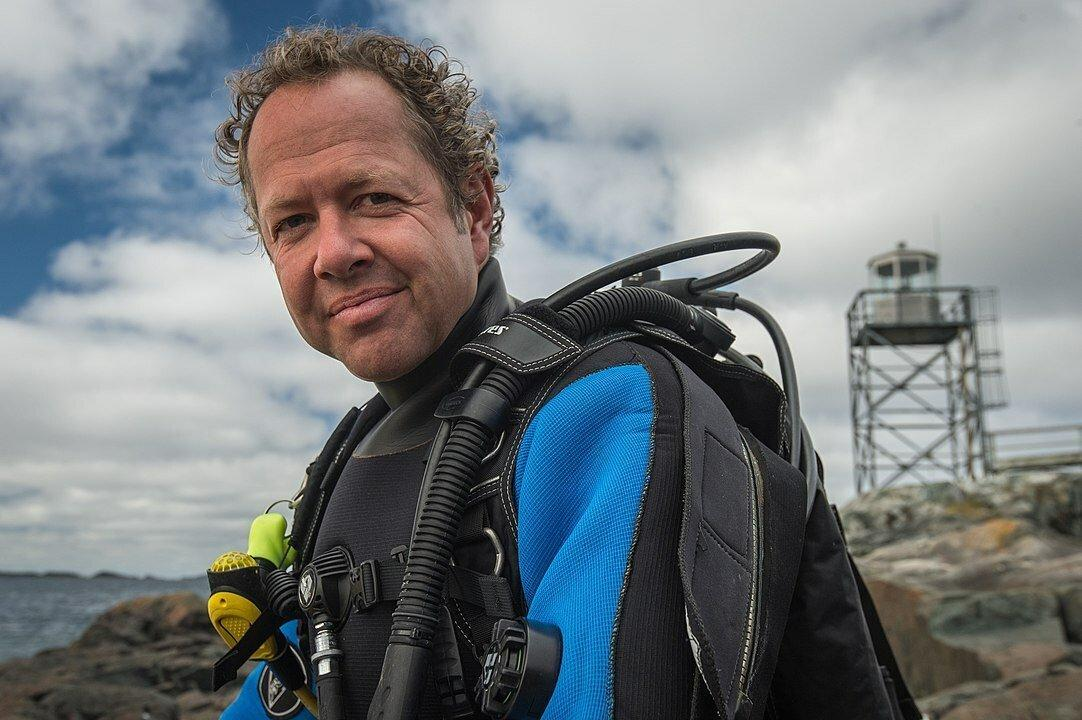 """Das Foto zeigt den deutschen Meeresbiologe Boris Worm von der Dalhousie-Universität in Kanada. Er ist Mitautor der """"Nature""""-Studie. Er fordert mehr Mit- statt Gegeneinander von Meeresschutz und Fischerei"""