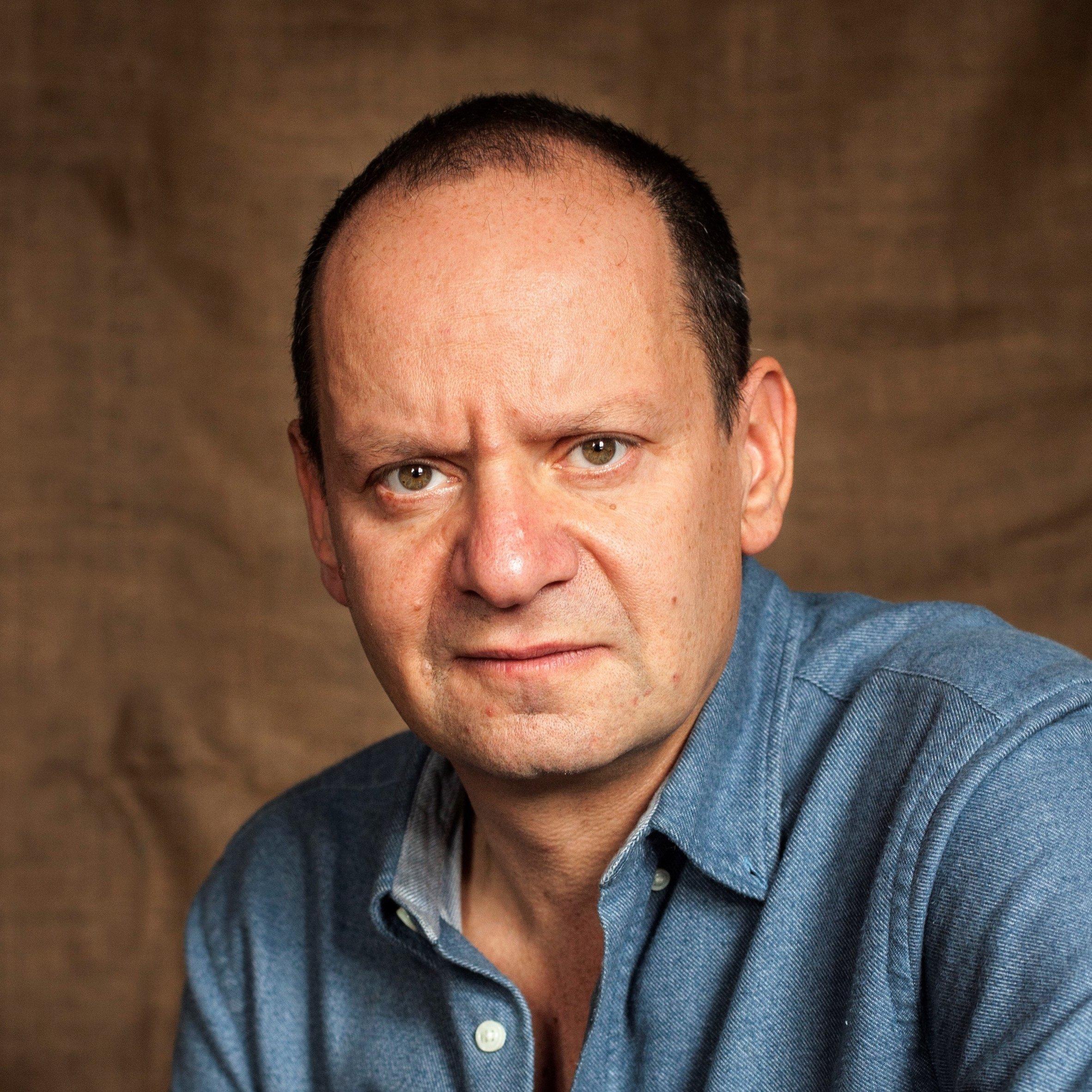 Porträt von Philippe Sands.