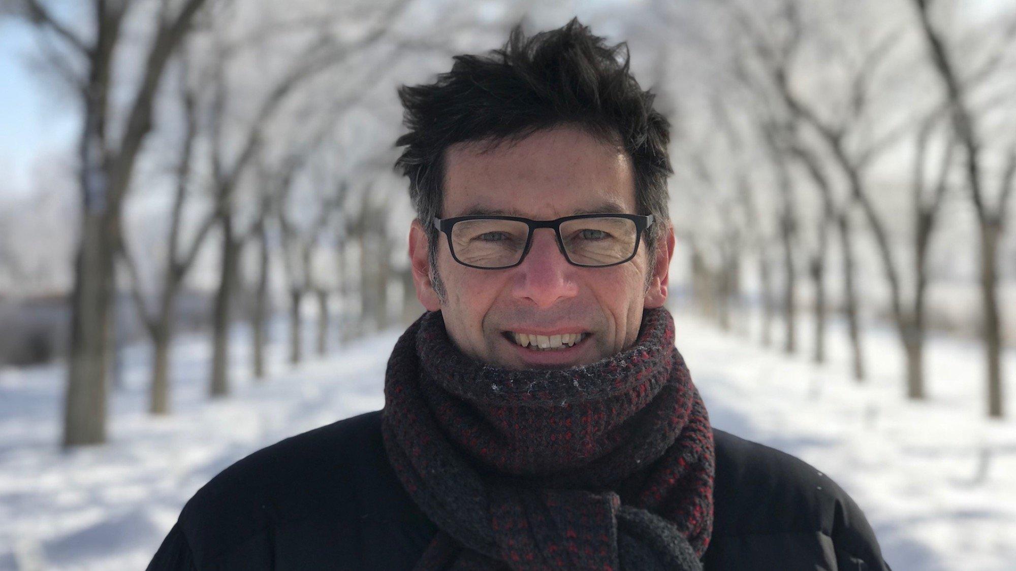 Portrait von Martin Wikelski.