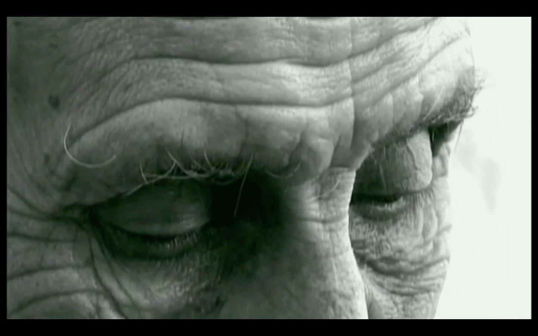 Profilfoto des US-amerikanischen Dichters Robert Lax