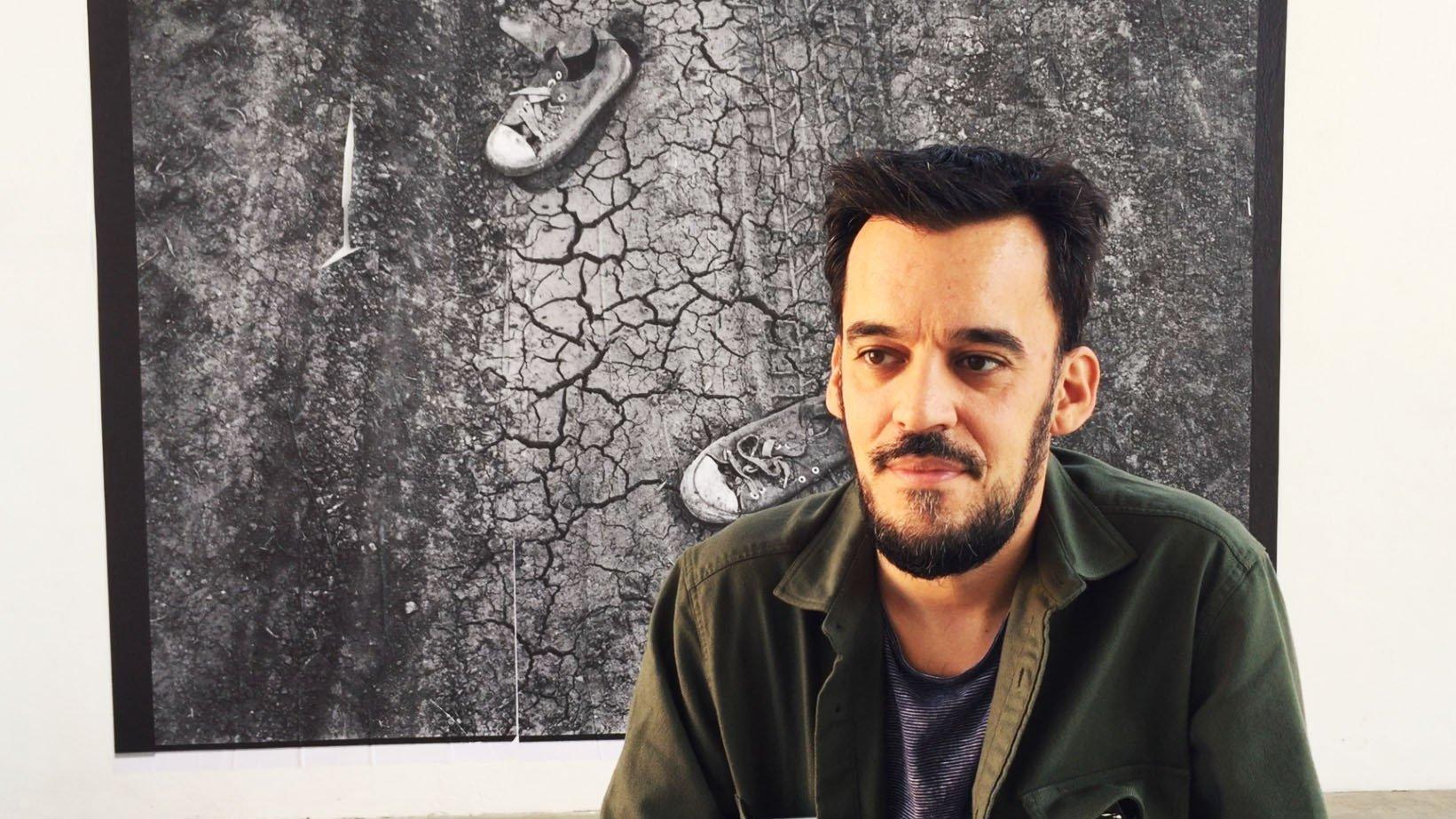 Der katalanische Fotojournalist Samuel Aranda