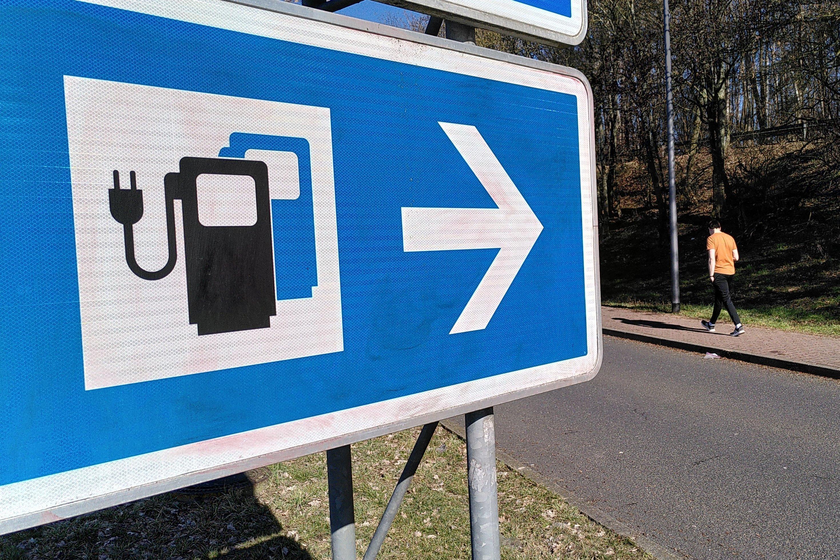 Wo geht's denn hier zur nächsten Strom-Tankstelle?