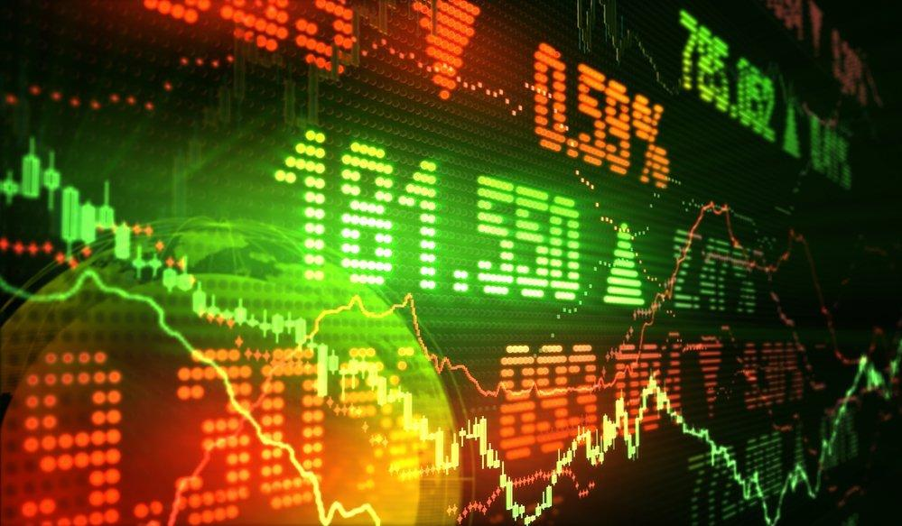 Symbolbild Aktienmarkt.
