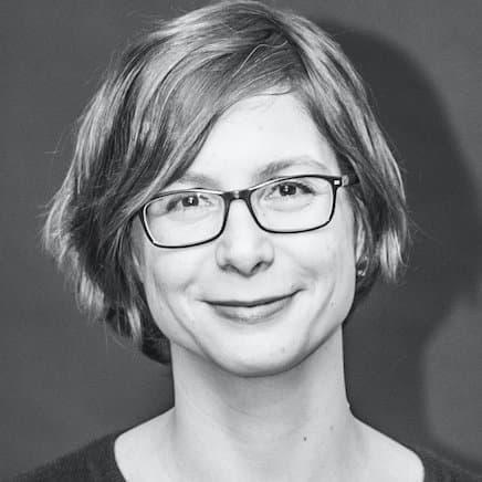 Die Wissenschaftsjournalistin Tanja Krämer