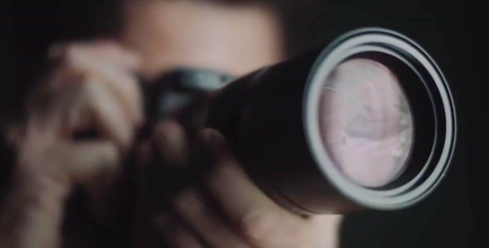 """Screenshot des Videos """"The Hunter"""", das mittlerweile aus dem Netz entfernt wurde."""