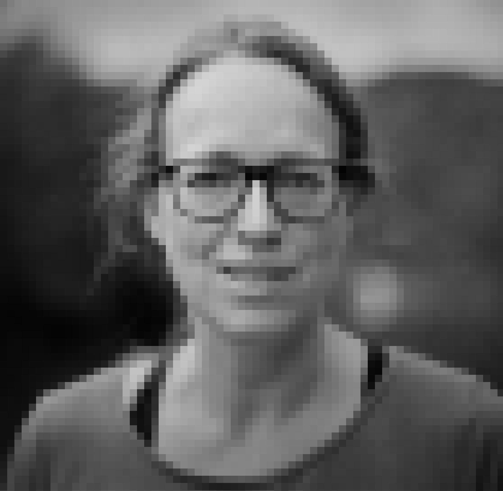 Schwarzweiß-Porträt von Larissa Söllner.