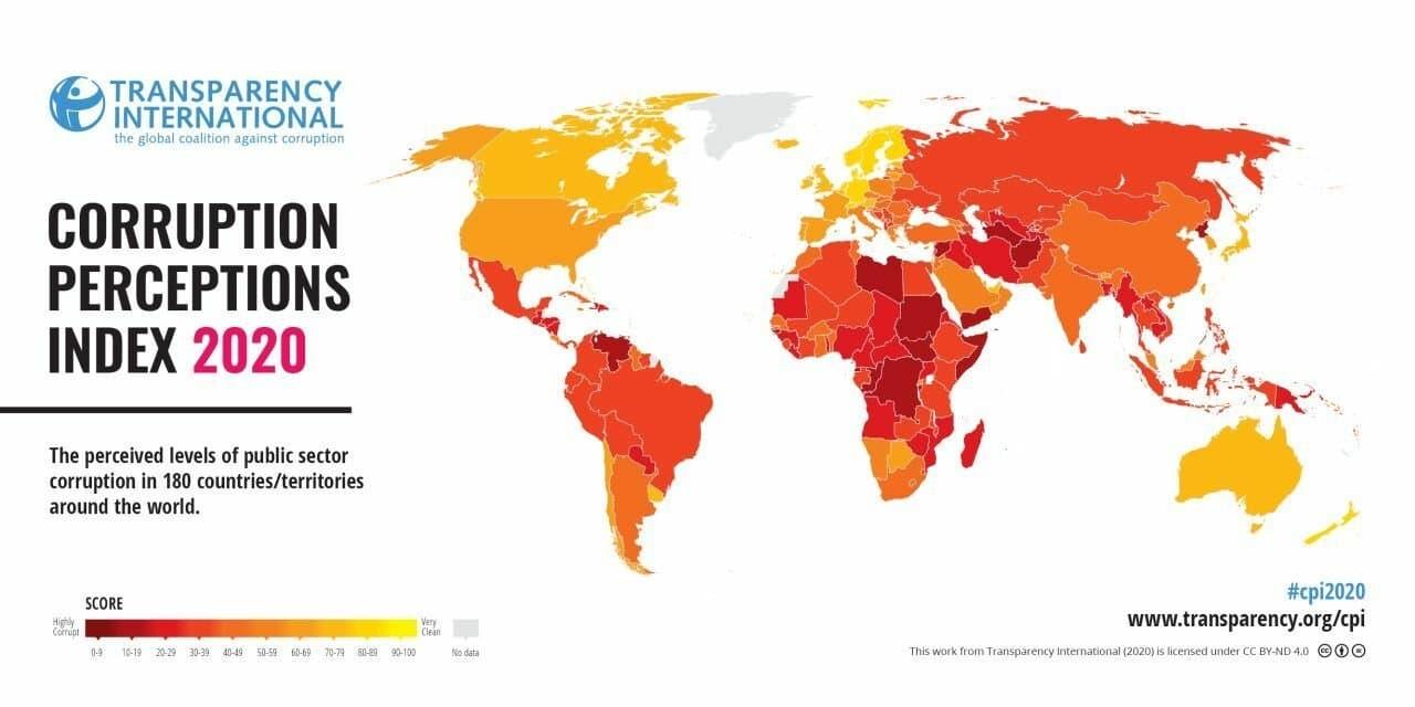 Die Weltkarte zeigt 180Länder in verschiedenen Tönen von Dunkelrot bis Gelb. In Südamerika ist Venezuela am schwersten betroffen.