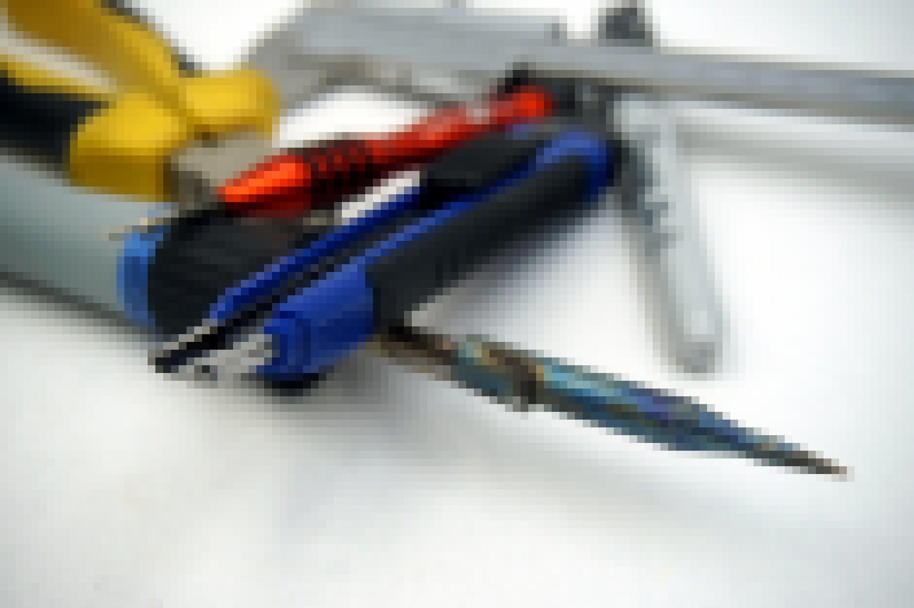 Werkzeughaufen