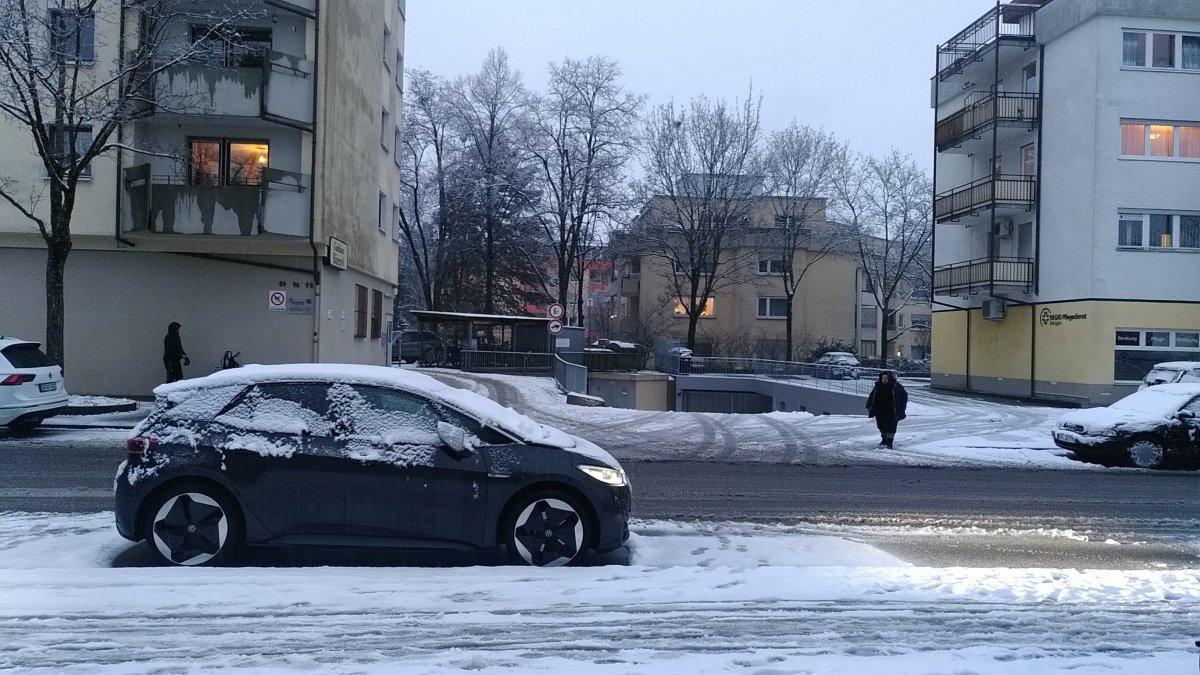 Testfahrt im VW ID.3: Ruft den Pannendienst!